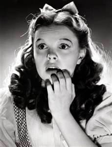 Dorothy Scared